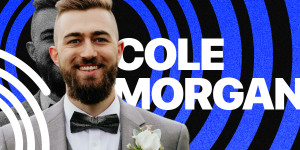 How Cole Morgan went from mowing lawns to organizing the world's largest digital marketing summit