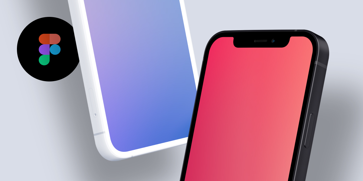 The Best iPhone Mockups for Figma designs