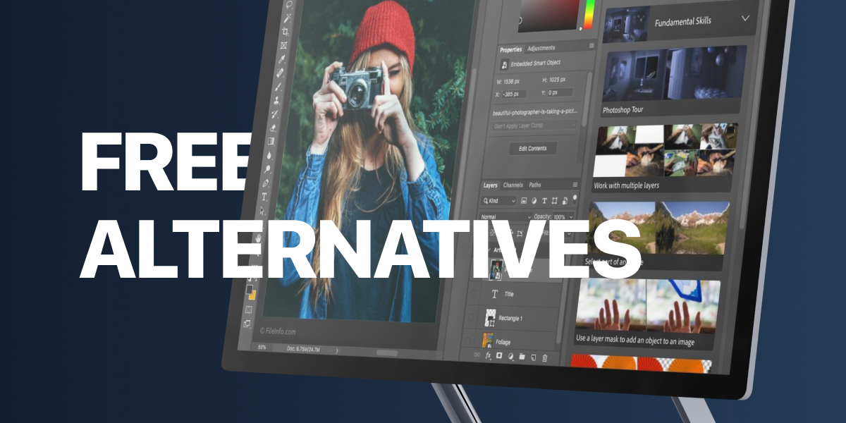 10 Free Photoshop Alternatives You Can Use Online Without Download 2021