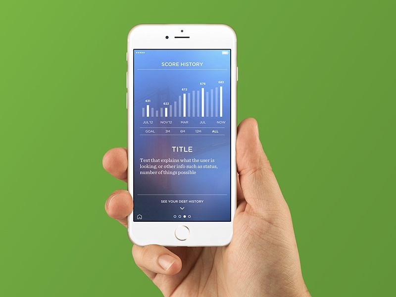 Credit.com iOS App
