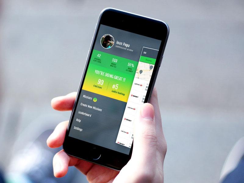 New Concept App