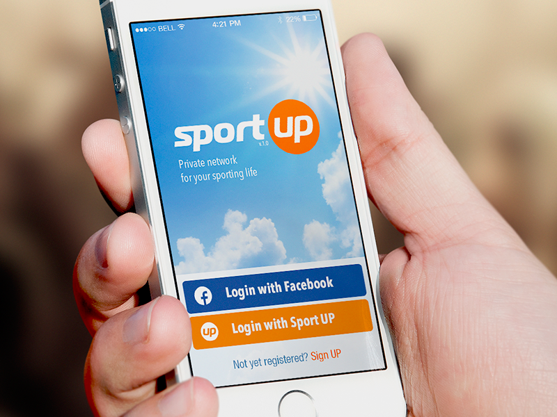 SportUp iOS