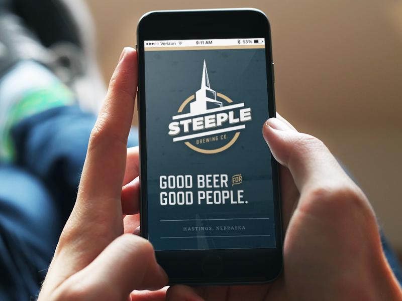 Steeple Brewing Mobile