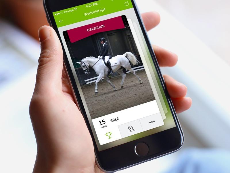 Equestrian Sport App