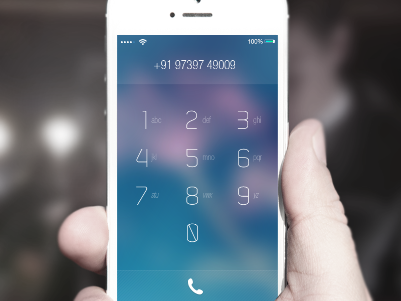 Call Page