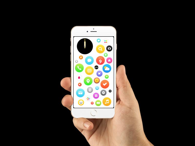 App Launcher Design