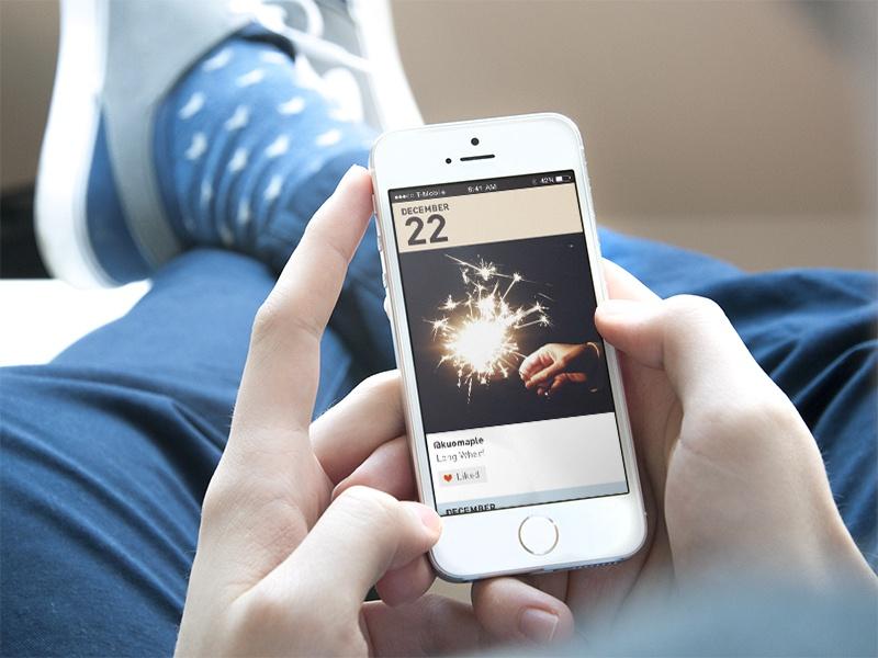 Photo Showcase App Concept