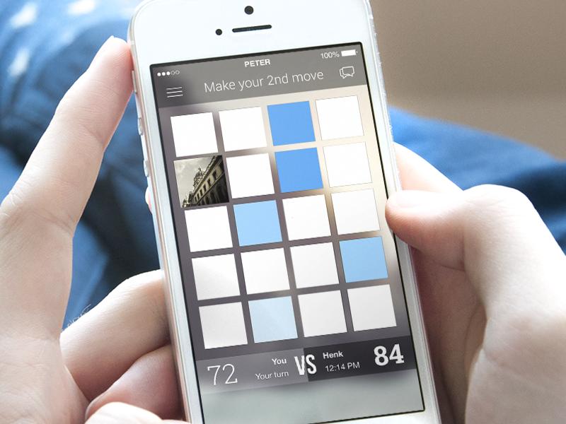 iOS online memory game.