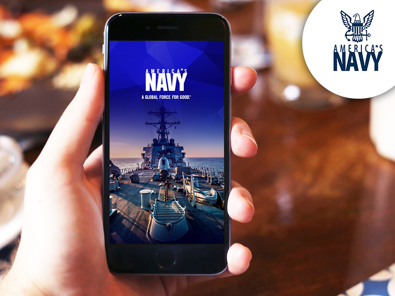 Concept United States Navy App