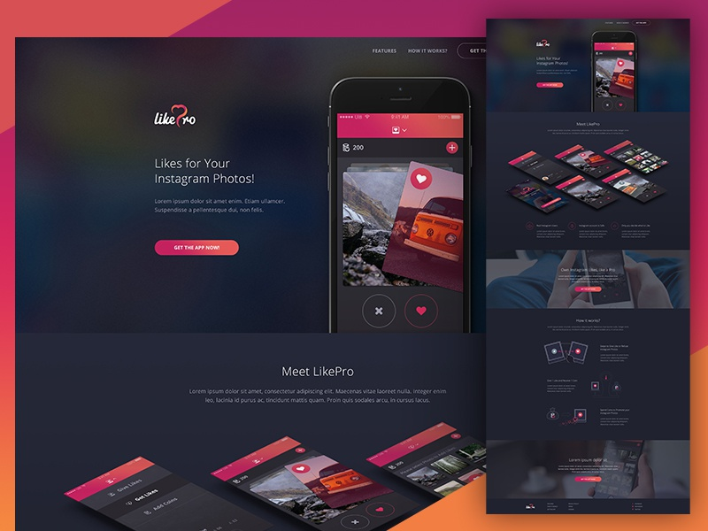 Likepro App