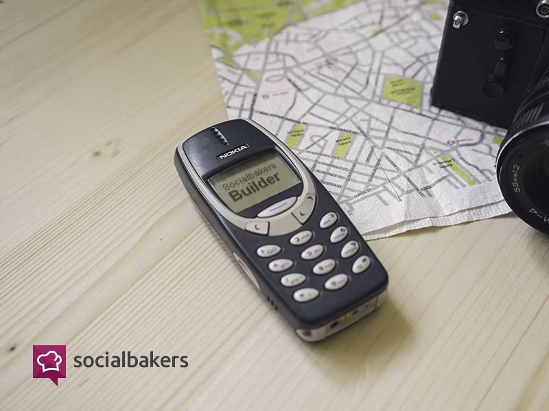Sociabakers Builder for Nokia 3310