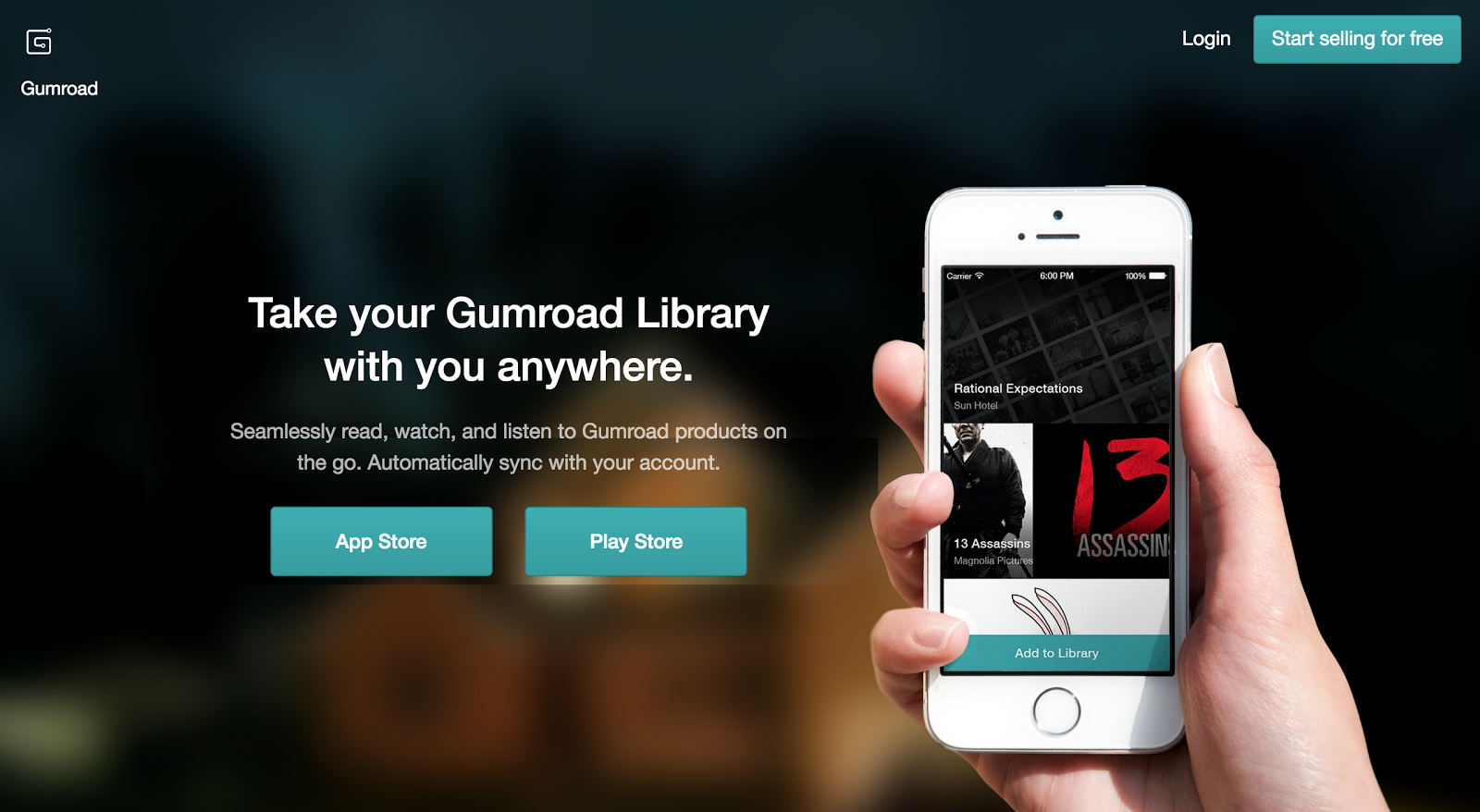 Gumroad, the most powerful platform for enabling creators to sell directly to their audiences
