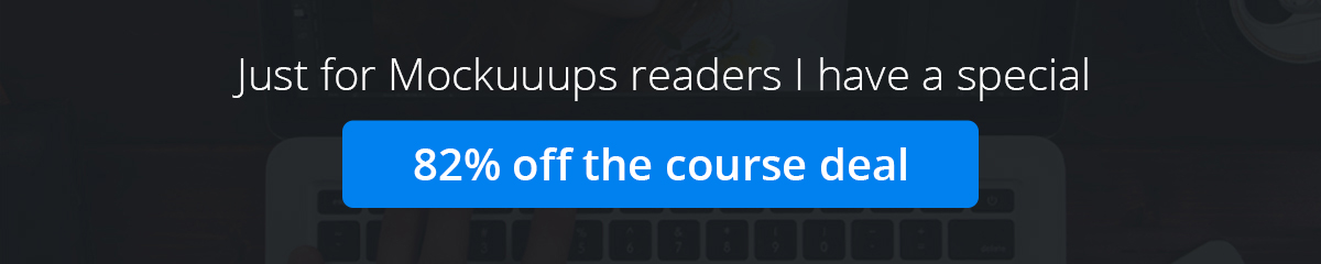 82% off the course deal