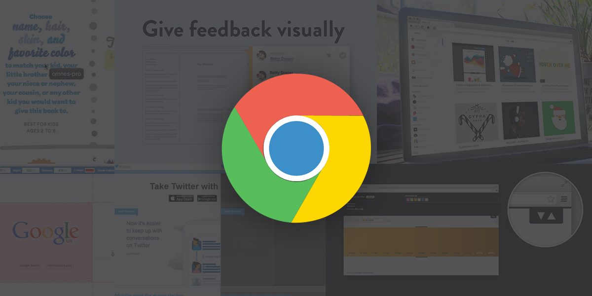 10 Chrome Extensions for Web Designers to Boost productivity