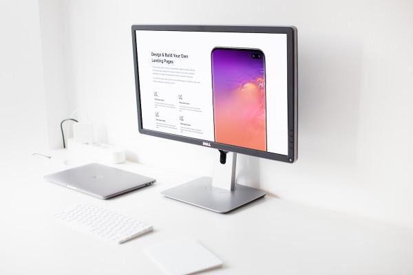 Desktop Mockup Generator