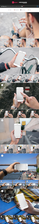InVision + Mockuuups iPhone 6s